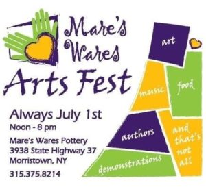 Mare's Wares Arts Fest @ Mare's Wares Arts Fest